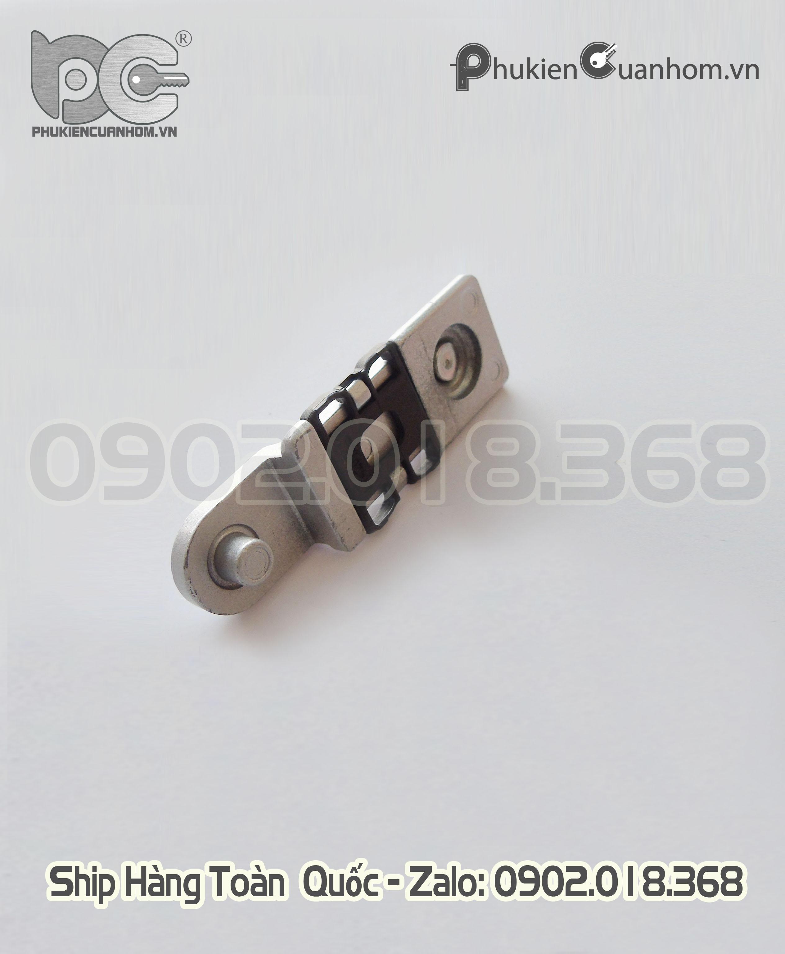 Điểm khóa đầu biên cửa mở quay nhôm Xingfa hệ 55