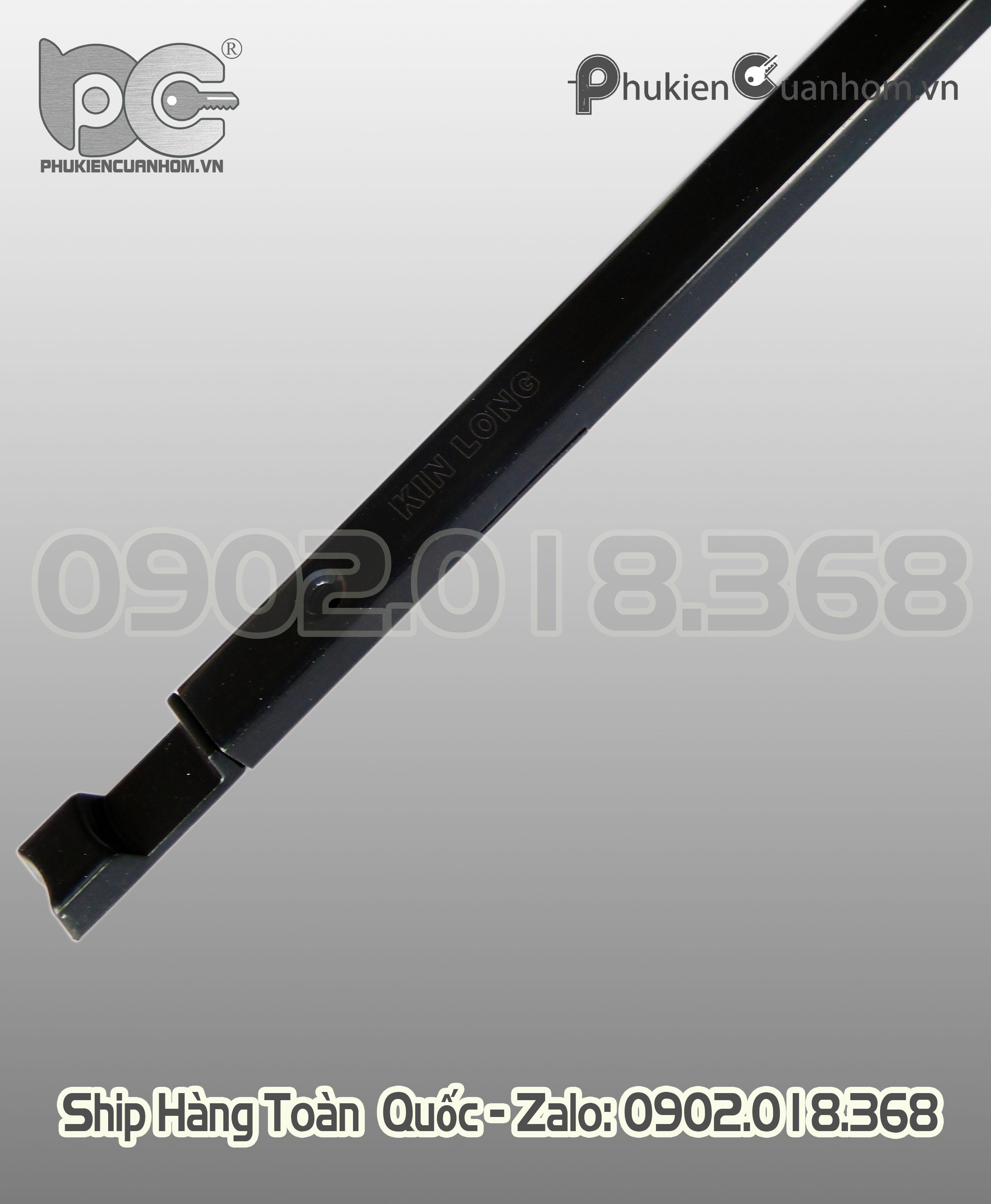 Chốt âm dài 500 cho cửa mở nhôm Xingfa hệ 55 SCX500A
