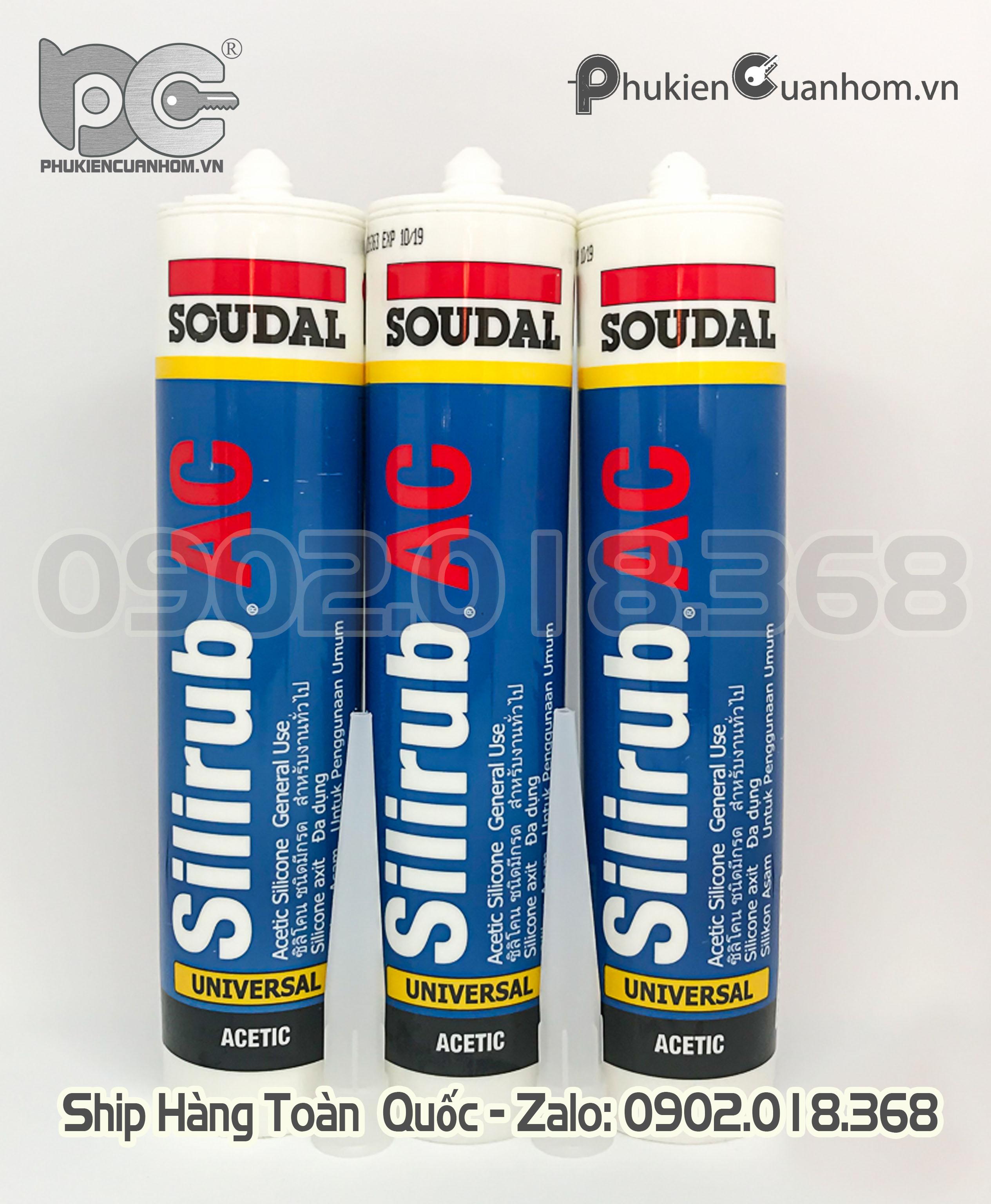 Silirub AC là silicone đàn hồi chất lượng cao