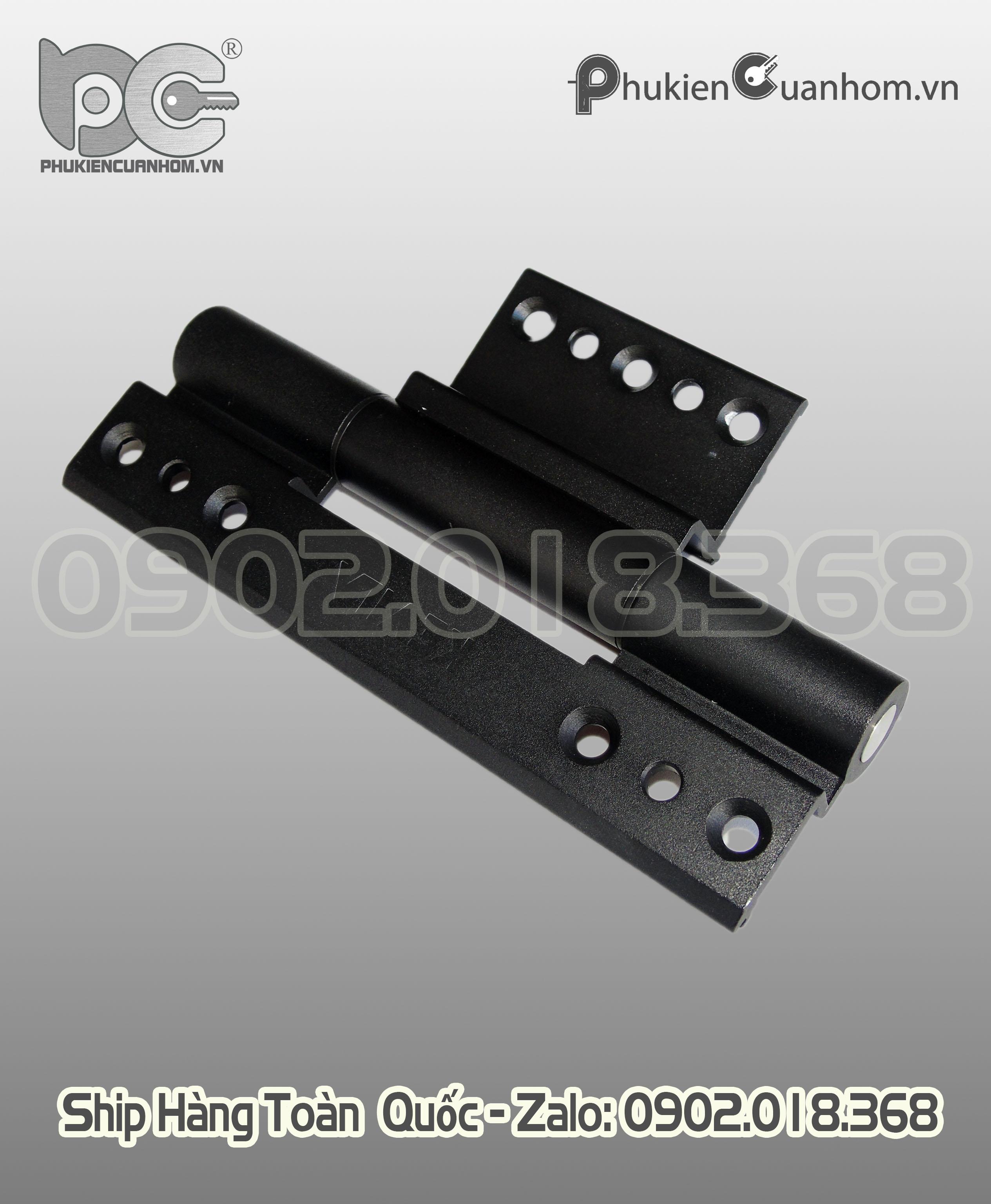 Bản lề 4D siêu cứng dài 200mm hiệu Kevila dùng cho nhôm Xingfa 55