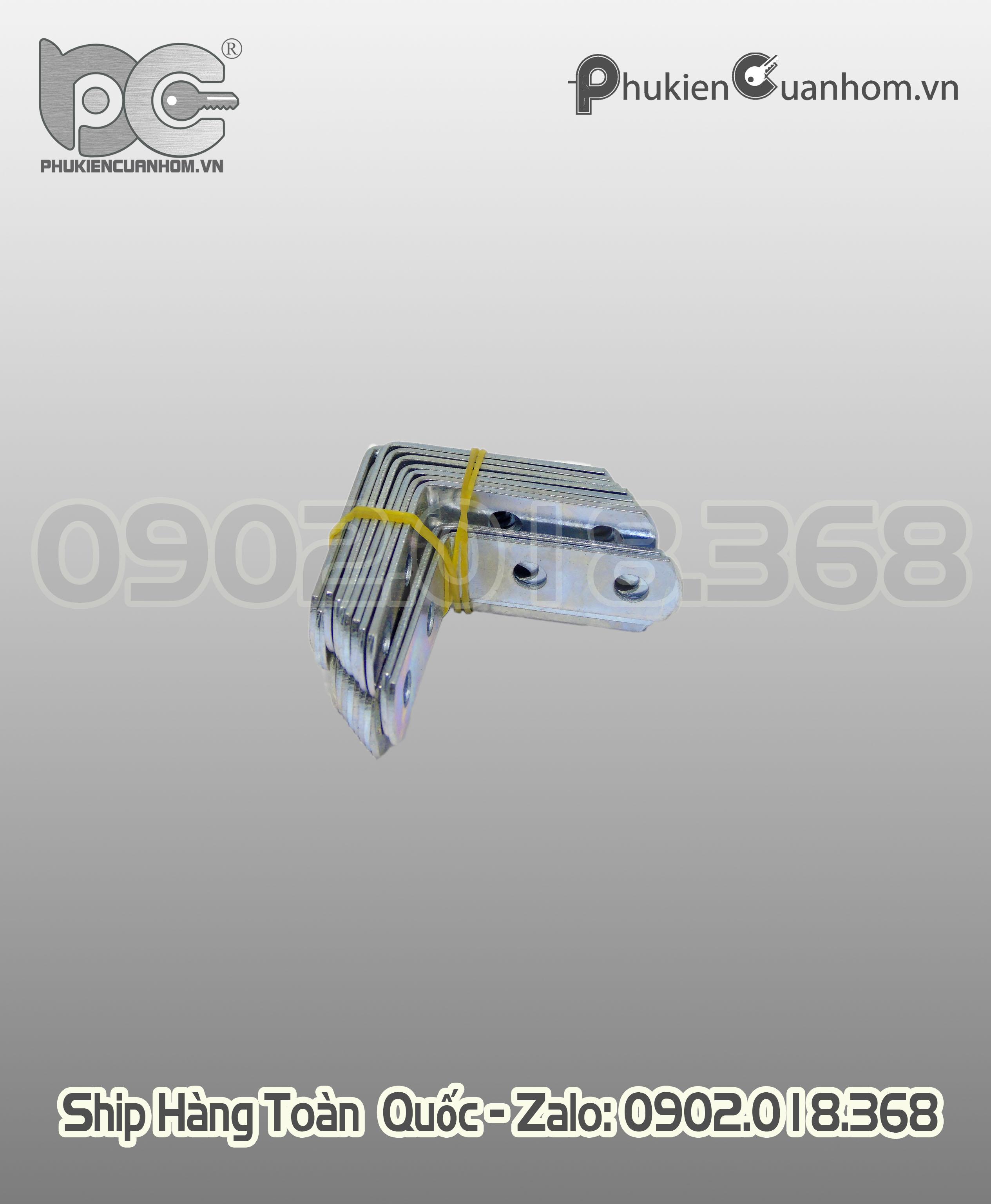 Ke liên kết chia đố khung cửa nhôm Xingfa K3535