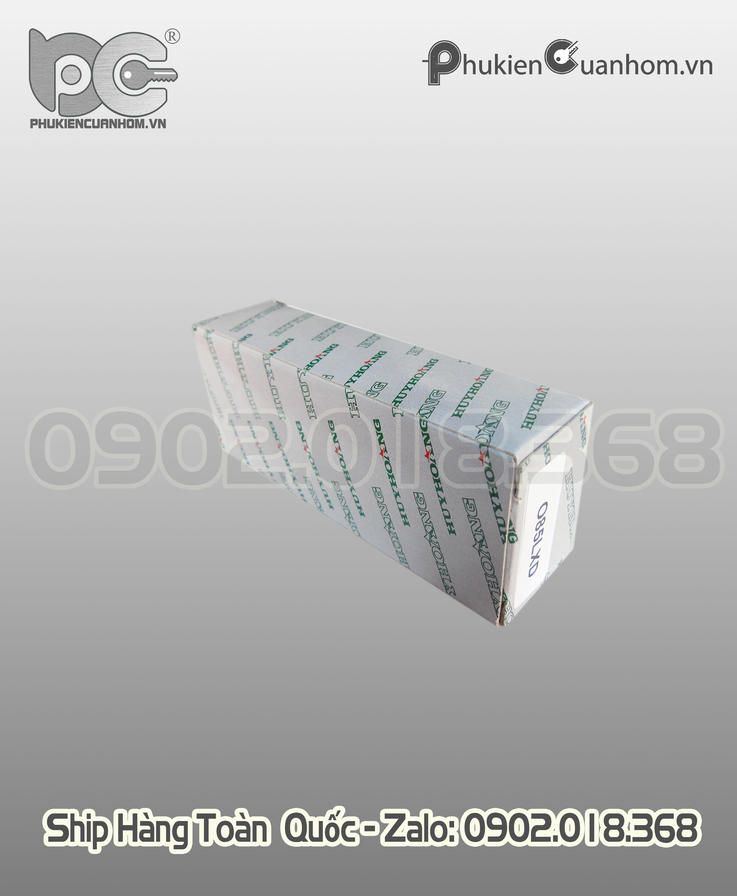 Lõi khoá Xingfa 1 đầu chìa mở trong hiệu Huy Hoàng - KIL3247T