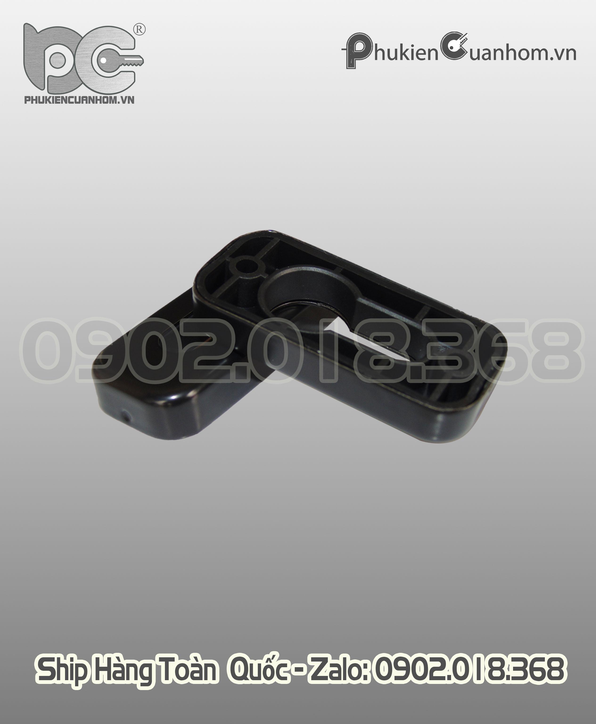 Bộ khóa tay gạt đa điểm có chìa cửa lùa hệ 93 và 55 - CZ26C