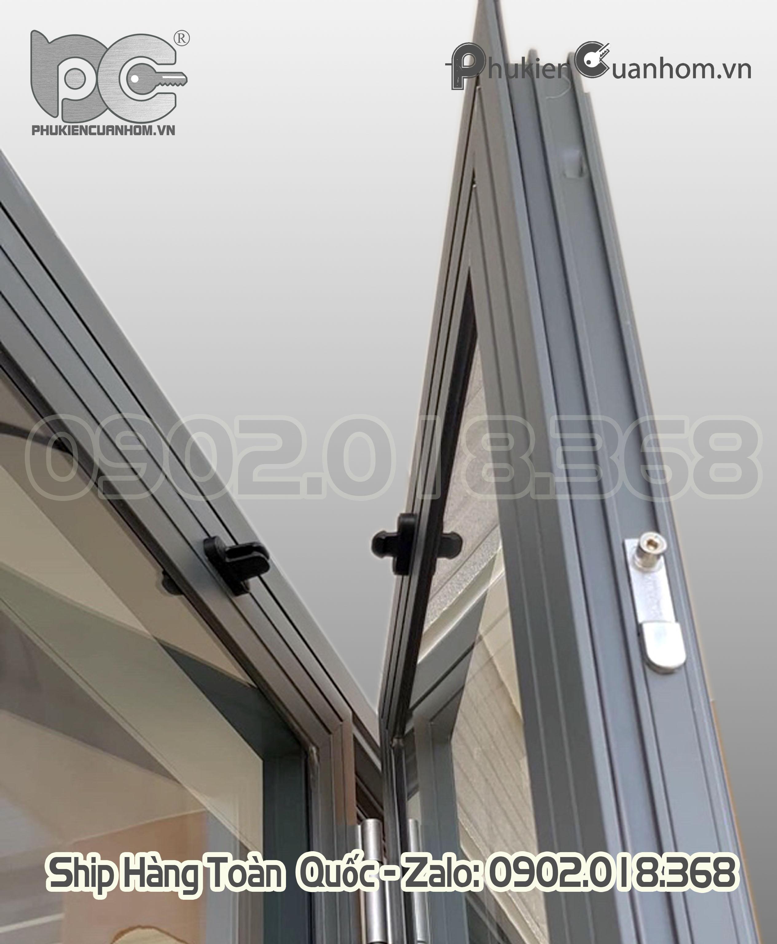 Cục hít âm dương Size lớn cửa gỗ, cửa nhựa, cửa nhôm